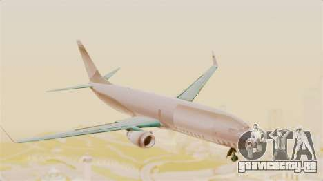Boeing 737-3U3 Garuda Indonesia Retro для GTA San Andreas