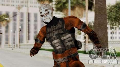 Mass Effect 2 Batarian для GTA San Andreas