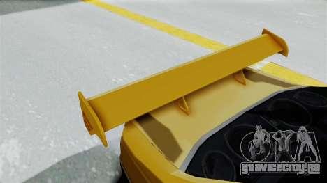 Peugeot Pars Full Sport для GTA San Andreas вид сбоку