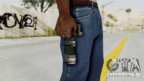 Metal Slug Weapon 6 для GTA San Andreas третий скриншот