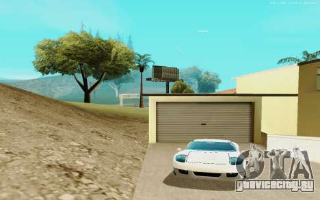 ENB Series for SAMP 0.3.7 для GTA San Andreas четвёртый скриншот