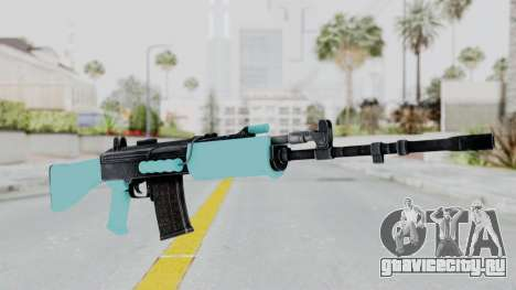 IOFB INSAS Light Blue для GTA San Andreas