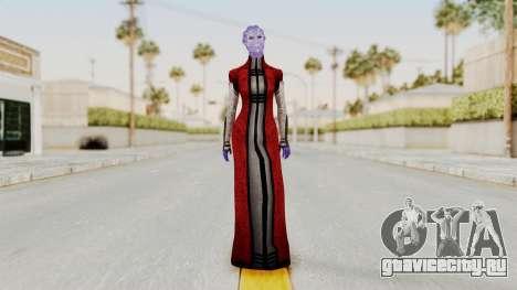 Mass Effect Council Tevos для GTA San Andreas второй скриншот