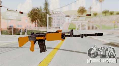 IOFB INSAS Plastic Orange Skin для GTA San Andreas