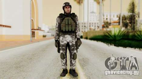 Black Mesa - HECU Marine Medic v1 для GTA San Andreas второй скриншот