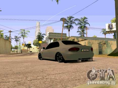 Mazda Xedos 6 для GTA San Andreas вид слева