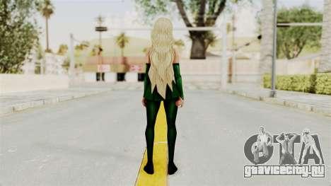 Marvel Future Fight - Enchantress для GTA San Andreas третий скриншот