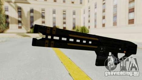 Railgun для GTA San Andreas