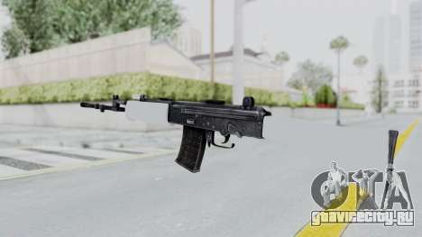IOFB INSAS White для GTA San Andreas второй скриншот