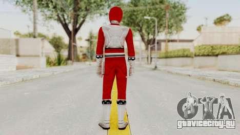 Power Rangers Lost Galaxy - Red для GTA San Andreas третий скриншот