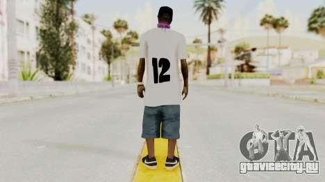 New Skin Bmyst 12 для GTA San Andreas третий скриншот