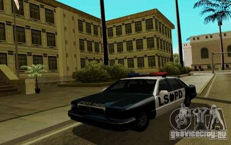 ENB Series for SAMP 0.3.7 для GTA San Andreas третий скриншот