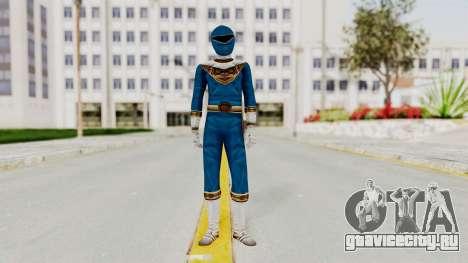 Power Ranger Zeo - Blue для GTA San Andreas второй скриншот