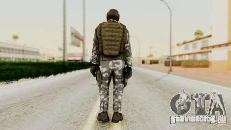 Black Mesa - HECU Marine Medic v1 для GTA San Andreas третий скриншот