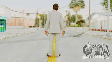 Scarface Tony Montana Suit v4 для GTA San Andreas третий скриншот