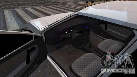 VAZ 2114 Brdoyaga для GTA 4 вид сзади слева