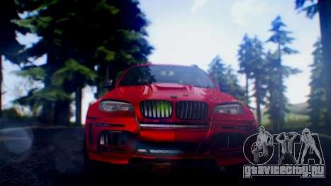 Cry ENB V4.0 SAMP NVIDIA для GTA San Andreas второй скриншот