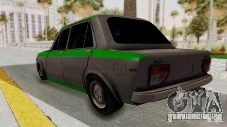 Fiat 128 De Picadas для GTA San Andreas вид слева