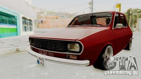 Dacia 1310 WNE для GTA San Andreas вид справа