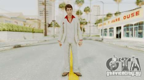 Scarface Tony Montana Suit v4 для GTA San Andreas второй скриншот