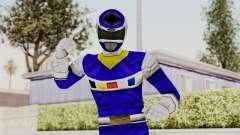 Power Rangers In Space - Blue