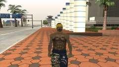 Los Santos Vagos Gang Member для GTA San Andreas