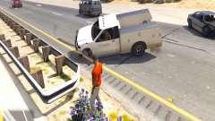 Реалистичные повреждения в GTA 5