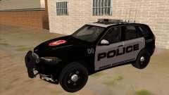 2014 BMW X5 F15 Police