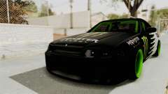 Nissan Skyline R33 Drift Monster Energy Falken