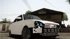 Lada Priora BPAN для GTA San Andreas