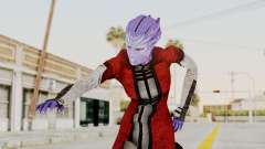 Mass Effect Council Tevos