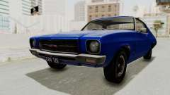 Holden Monaro GTS 1971 AU Plate IVF для GTA San Andreas