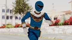 Power Ranger Zeo - Blue
