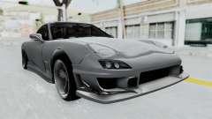 Mazda RX-7 FD3S HellaFlush