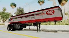 Trailer de Conbustible для GTA San Andreas