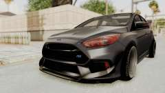 Ford Focus RS 2017 Rocket Bunny для GTA San Andreas