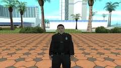 Los Santos Police Officer для GTA San Andreas