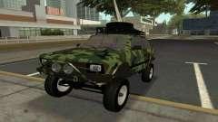 Zastava Yugo для GTA San Andreas