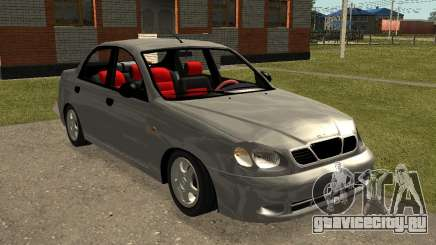 Daewoo Lanos (Sens) 2004 v1.0 by Greedy для GTA San Andreas