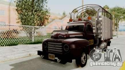 Ford 49 Con Estacas для GTA San Andreas