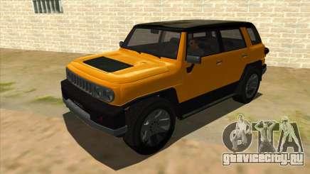 Karin Beejay XL для GTA San Andreas