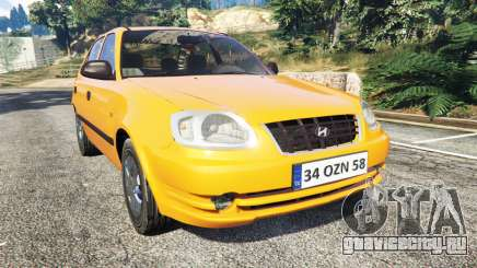 Hyundai Accent Admire для GTA 5