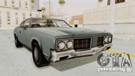 Beta VC Sabre для GTA San Andreas