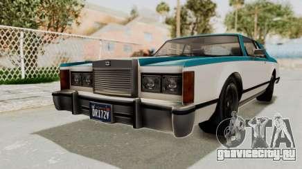 GTA 5 Dundreary Virgo Classic IVF для GTA San Andreas