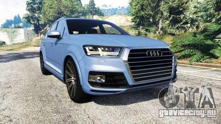 Audi Q7 2015 [rims1] для GTA 5