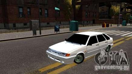 VAZ 2114 Brodyaga для GTA 4