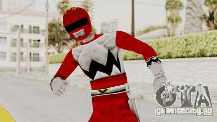 Power Rangers Lost Galaxy - Red для GTA San Andreas