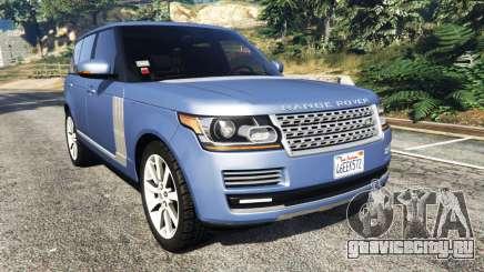 Range Rover (L405) Vogue 2013 для GTA 5