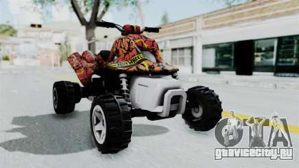 Sand Stinger from Hot Wheels v2 для GTA San Andreas