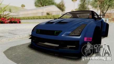 GTA 5 Annis Elegy Twinturbo Spec для GTA San Andreas